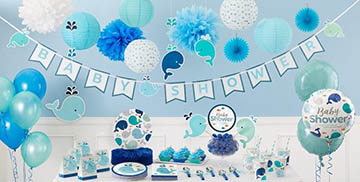 Give Blessings And Gifts With Exclusive Baby Boy Shower Ideas