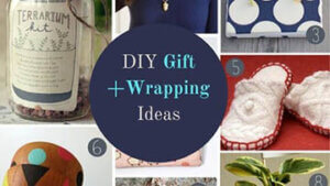 DIY Gift Wrapping Ideas