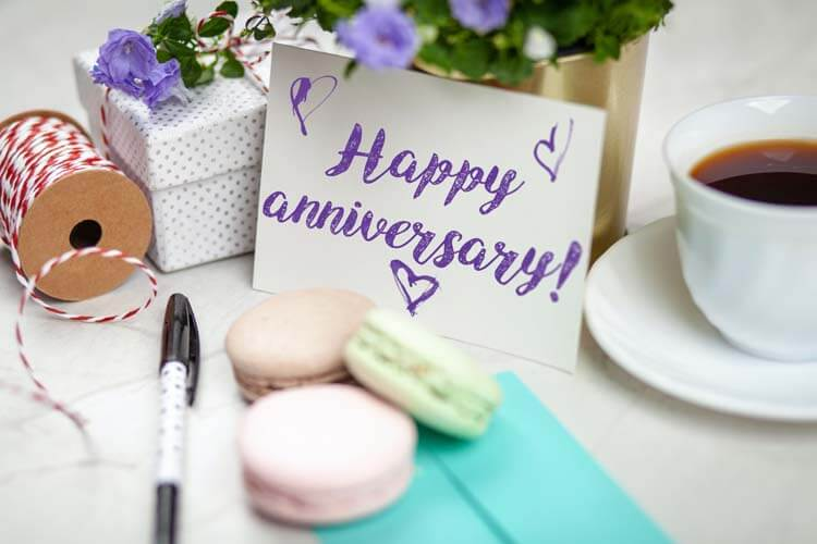 2nd Anniversary Gift Ideas That Your Partner Will Love