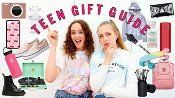 List Of Gifts For Teenage Girls That She Cannot Resist Taking